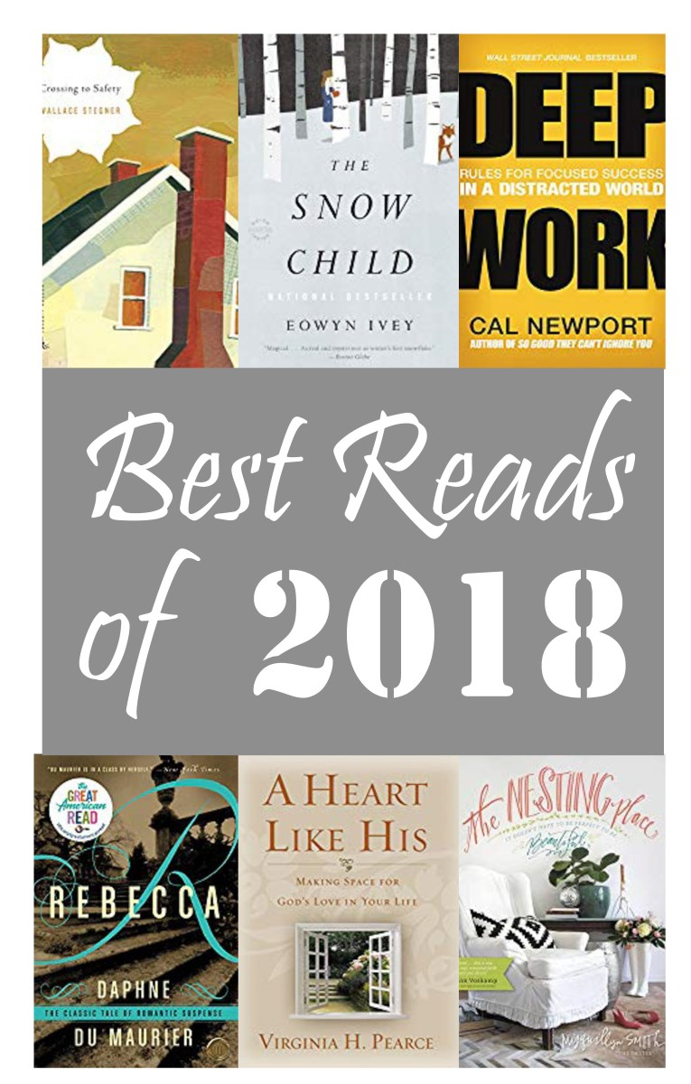 A Summary of My Reading Year (+ the Best Reads of 2018)